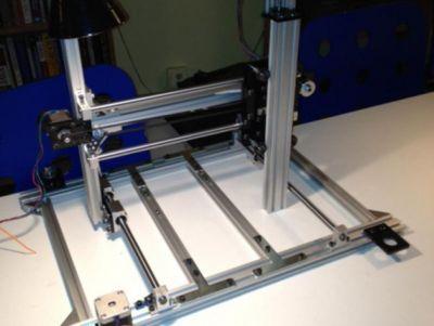 Prusa i3 模块化打印机