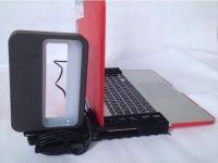 macbook pro笔记本电脑的3 d扫描仪