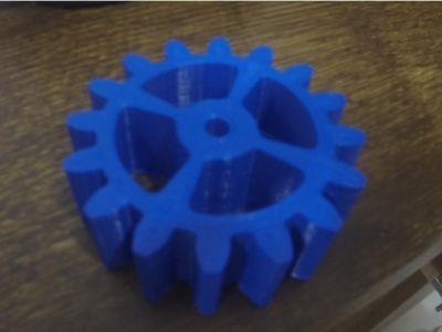 Prusa i3 模块(大)z16齿轮3毫米