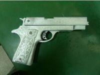 M1911橡皮筋枪